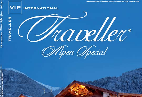 Die Jungbrunnen-Klinik im Traveller Alpen Spezial 2017