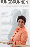 Daniela Belancova arbeitet in der Jungbrunnen-Klinik als Nachtschwester