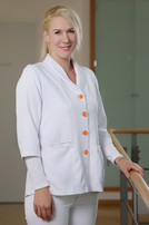 Kerstin (Kaisy) Wallner arbeitet in der Jungbrunnen-Klinik als Linergistin