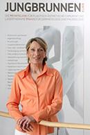 Margareta Balint arbeitet in der Jungbrunnen-Klinik als OP-Schwester