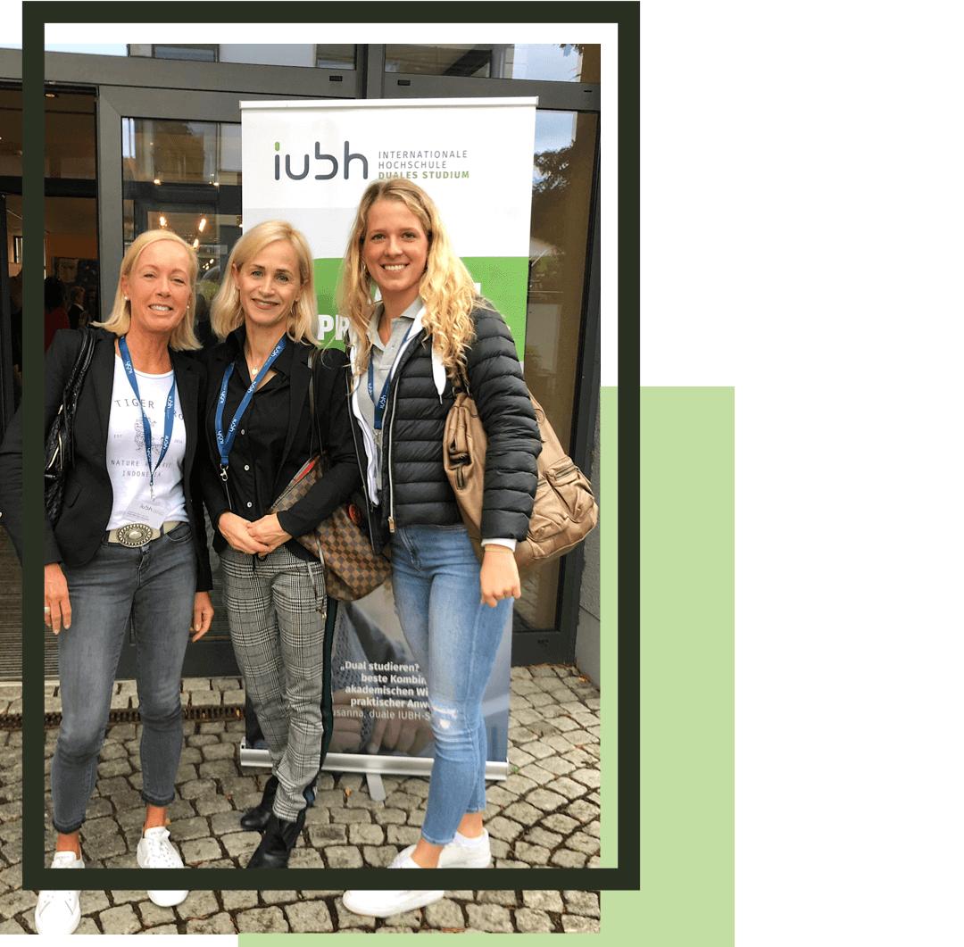Jungbrunnen-Klinik als Praxispartner der IUBH